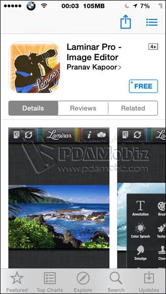 LaminarPro-Image Editor