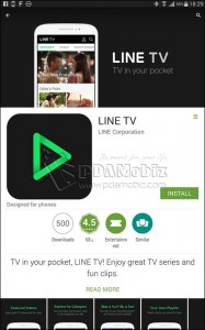 Android Line TV