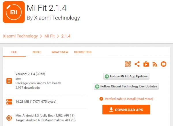 Mifit214