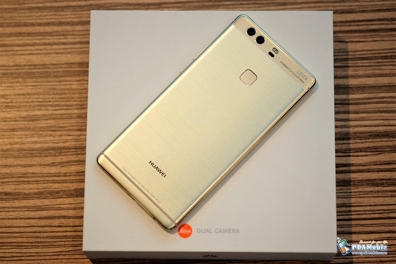 Huawei p9 rom oreo