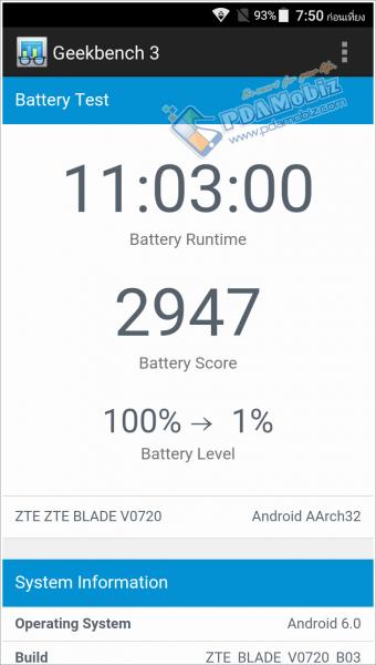 ZTE Blade V7 Series6