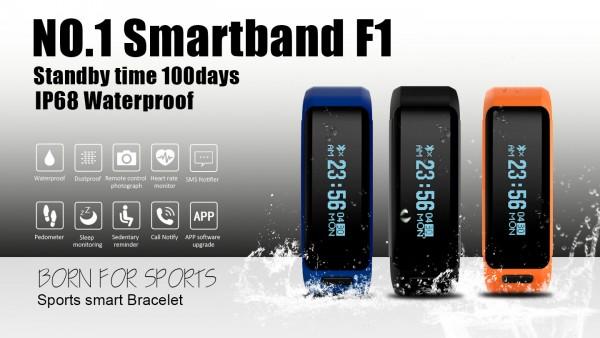 Smart Band F1