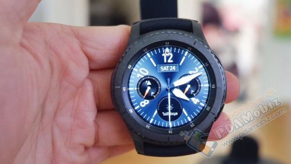 Galaxy Gear S3 Review 022