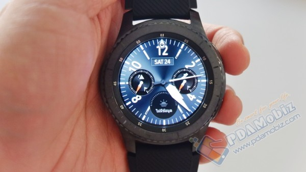 Galaxy Gear S3 Review 066