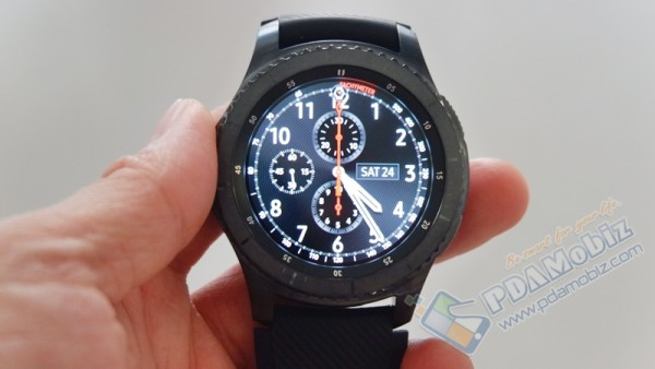 Galaxy Gear S3 Review 076