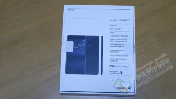 Review Nokia 6 056