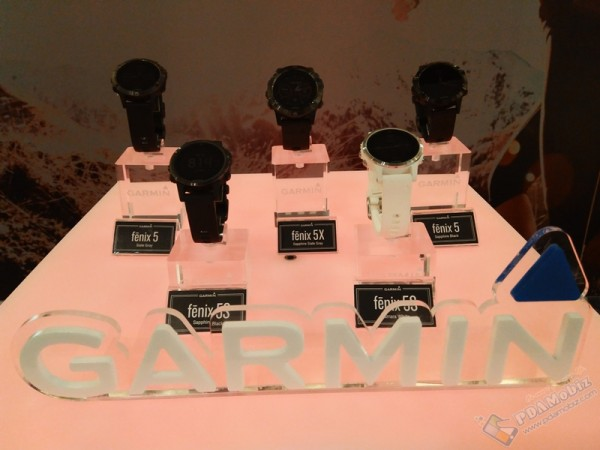Garmin Fenix 5 Opening 190