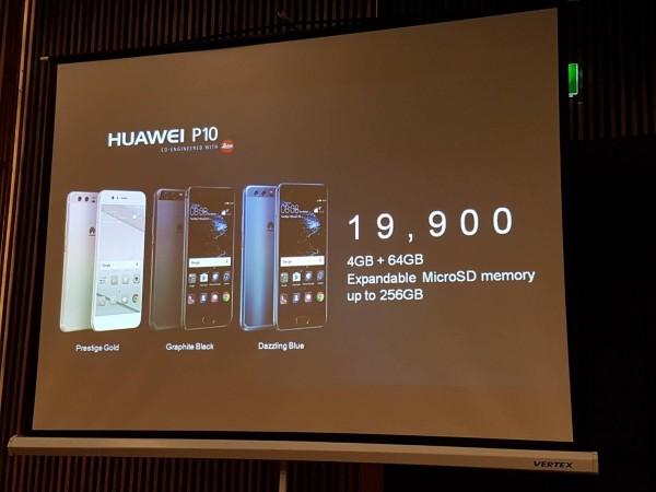 Huawei P10 Plus 2