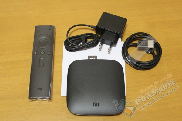 Mi Box 3 Android TV 6.0 007