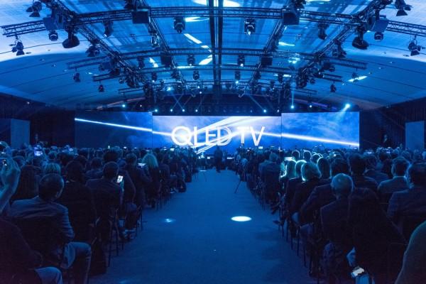 QLED TV Global Launch
