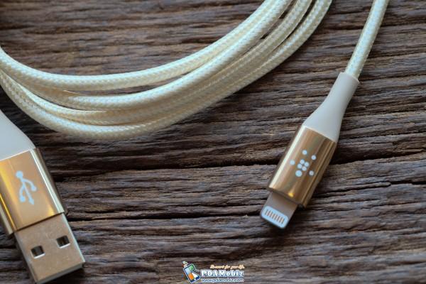 belkin kevlar cable