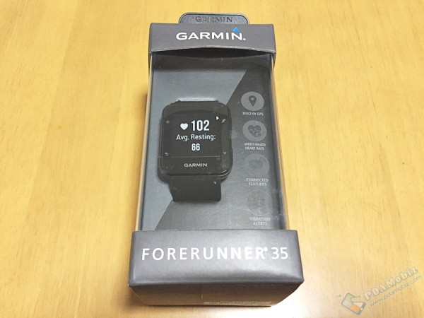 Garmin Forerunner 35 review 002