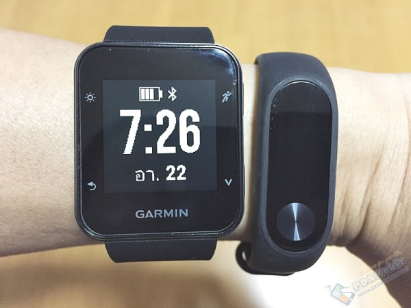 Garmin Forerunner 35 review 035