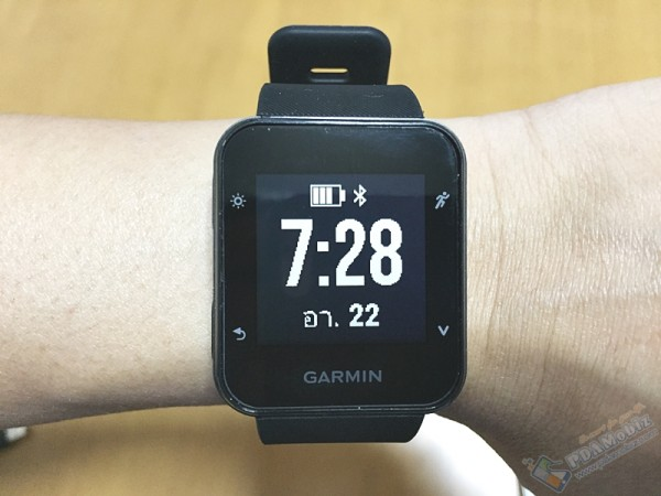 Garmin Forerunner 35 review 037