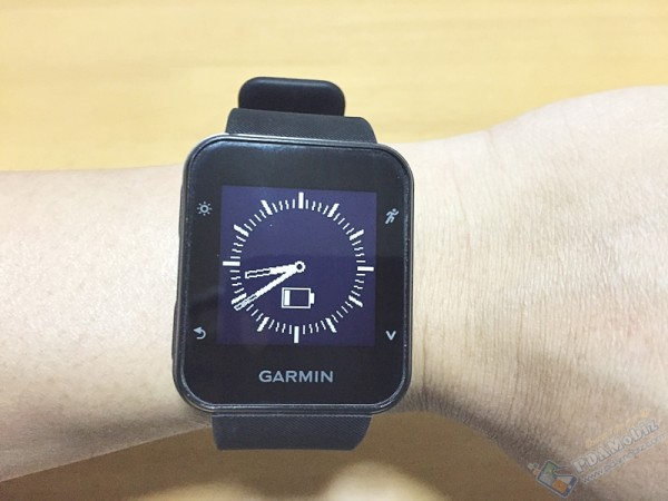 Garmin Forerunner 35 review 048