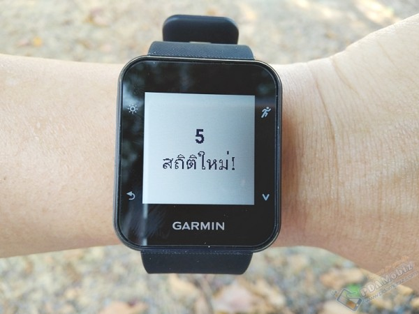Garmin Forerunner 35 review 144