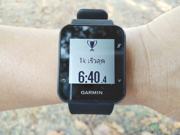 Garmin Forerunner 35 review 147
