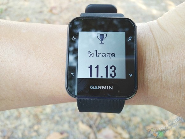 Garmin Forerunner 35 review 158