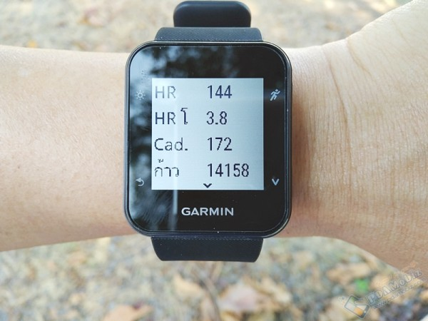 Garmin Forerunner 35 review 163