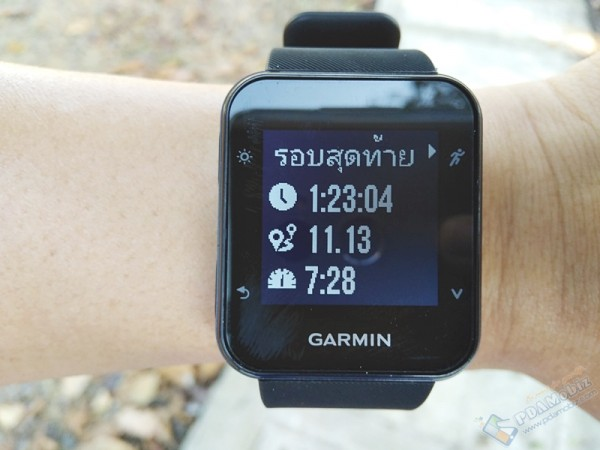 Garmin Forerunner 35 review 188
