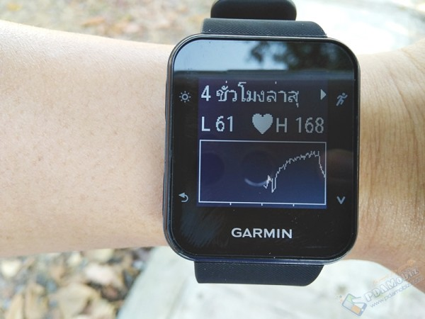 Garmin Forerunner 35 review 189