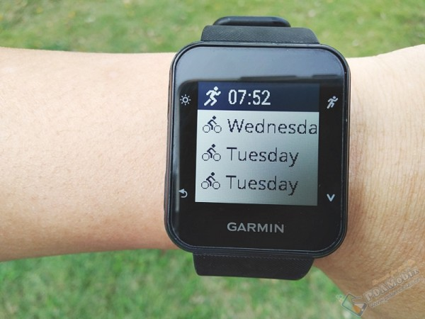 Garmin Forerunner 35 review 288