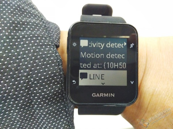 Garmin Forerunner 35 review 293