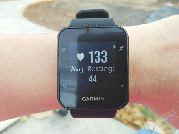 Garmin Forerunner 35 review 301
