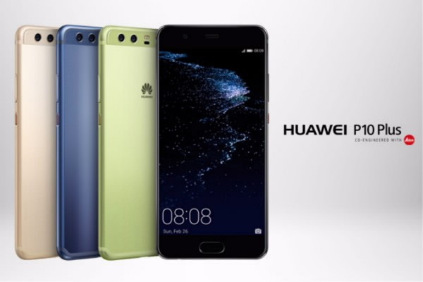 Huawei P10 Plus official 1
