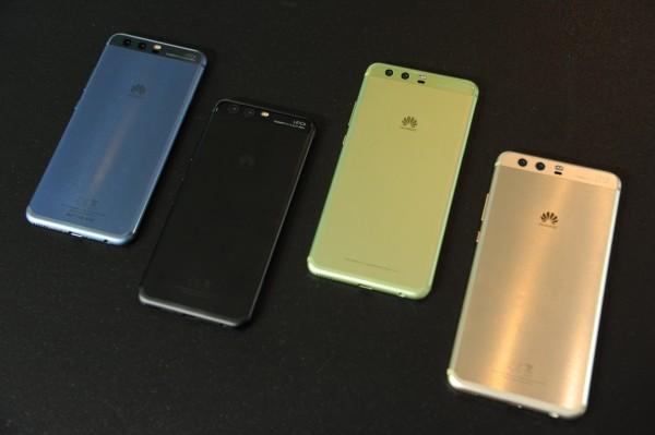 เปรียบเทียบ Samsung Galaxy S8+ และ Huawei P10 Pus 2