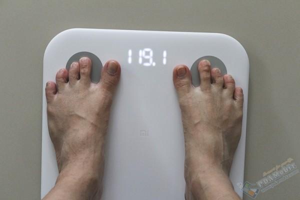 Mi Body Smart Scale 029
