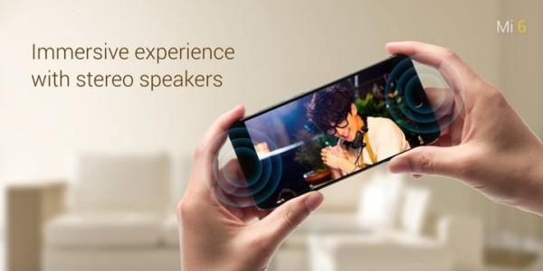 Xiaomi Mi 6 - 1
