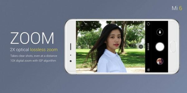 Xiaomi Mi 6 dual camera 2