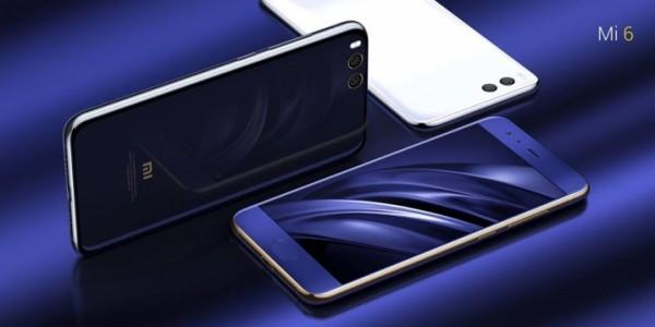 Xiaomi Mi 6 - silver edition 12