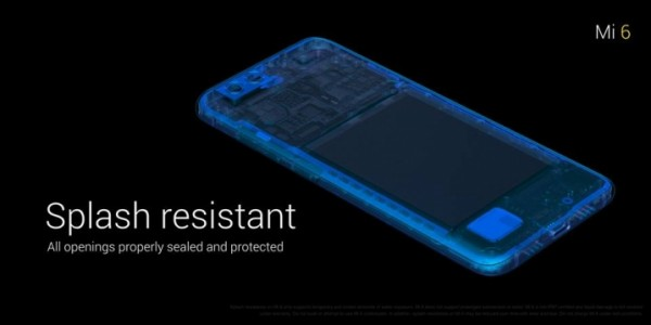 Xiaomi Mi 6 - silver edition 5