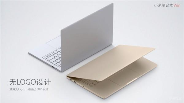 mi Note book air 12 concept