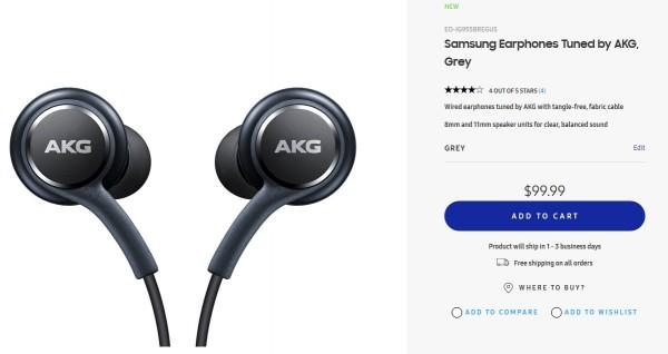 AKG By Samsung 6