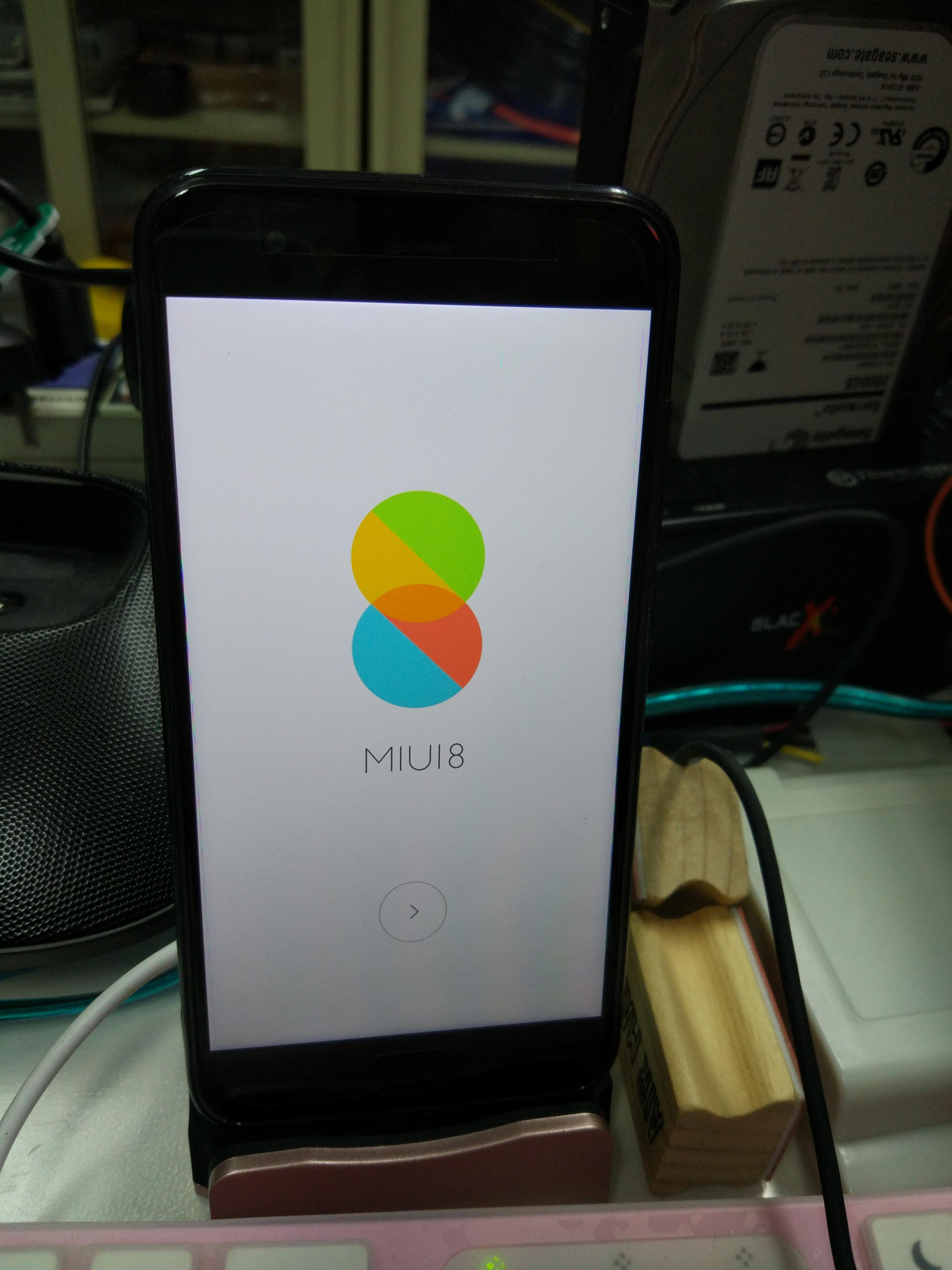 วิธี Flash Global Stable ROM ให้กับ Xiaomi Mi6 แบบ Fastboot
