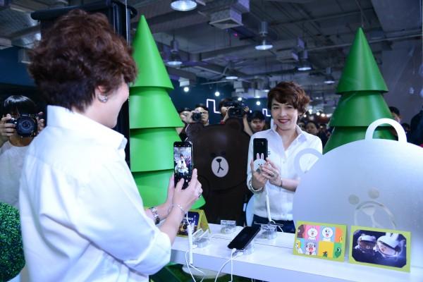 Samsung X LINE FRIENDS 2