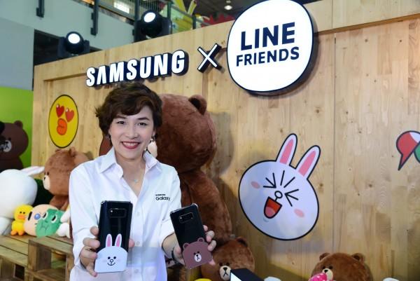 Samsung X LINE FRIENDS 3