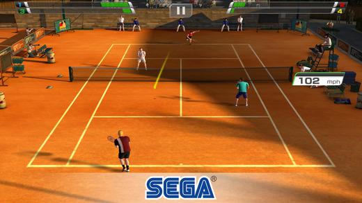 Virtua Tennis Challenge 3