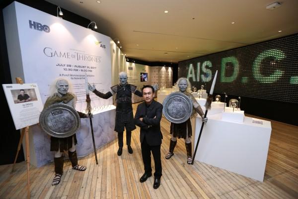 Game of Thrones A Pencil Microsculpture Exhibition in Bangkok_6