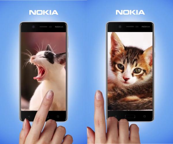 Nokia 8 Cat