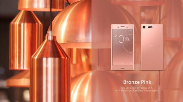 XZ premium bronze pink 1