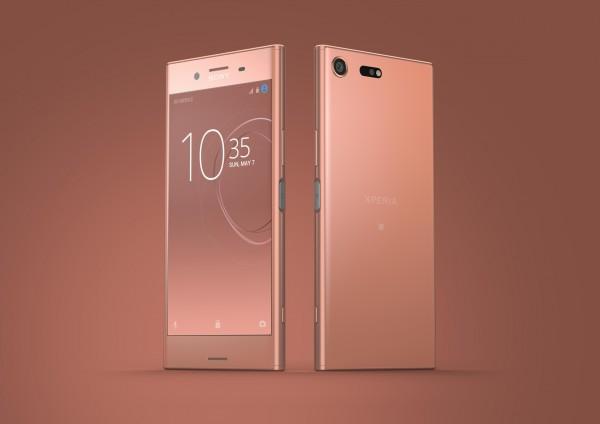 XZ premium bronze pink 2