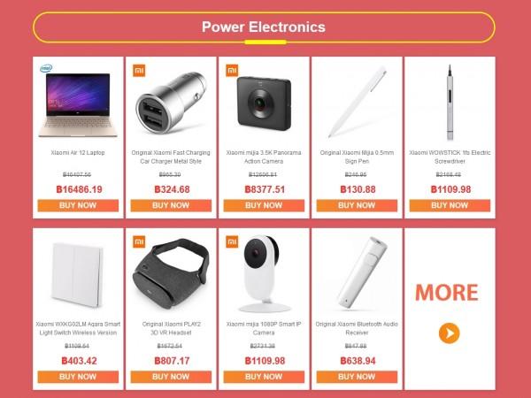 Xiaomi Mid Year Sale - 2