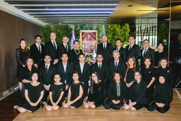 dtac expresses loyalty to Her Majesty Queen Sirikit