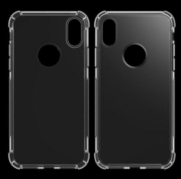 iPhone 8 Crystal case