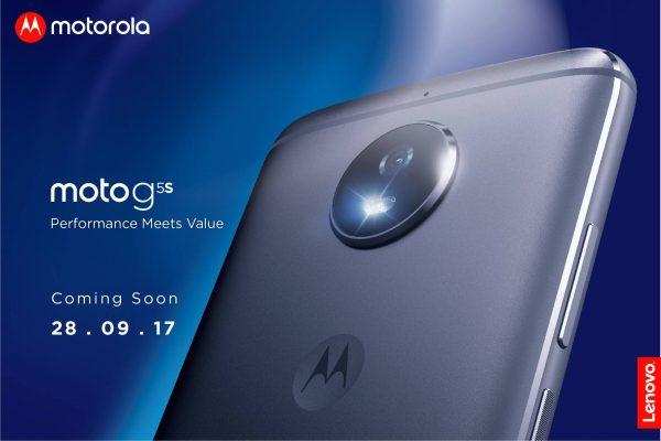 5 Moto G5s