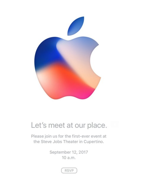 Apple Officially iPhone 8_2